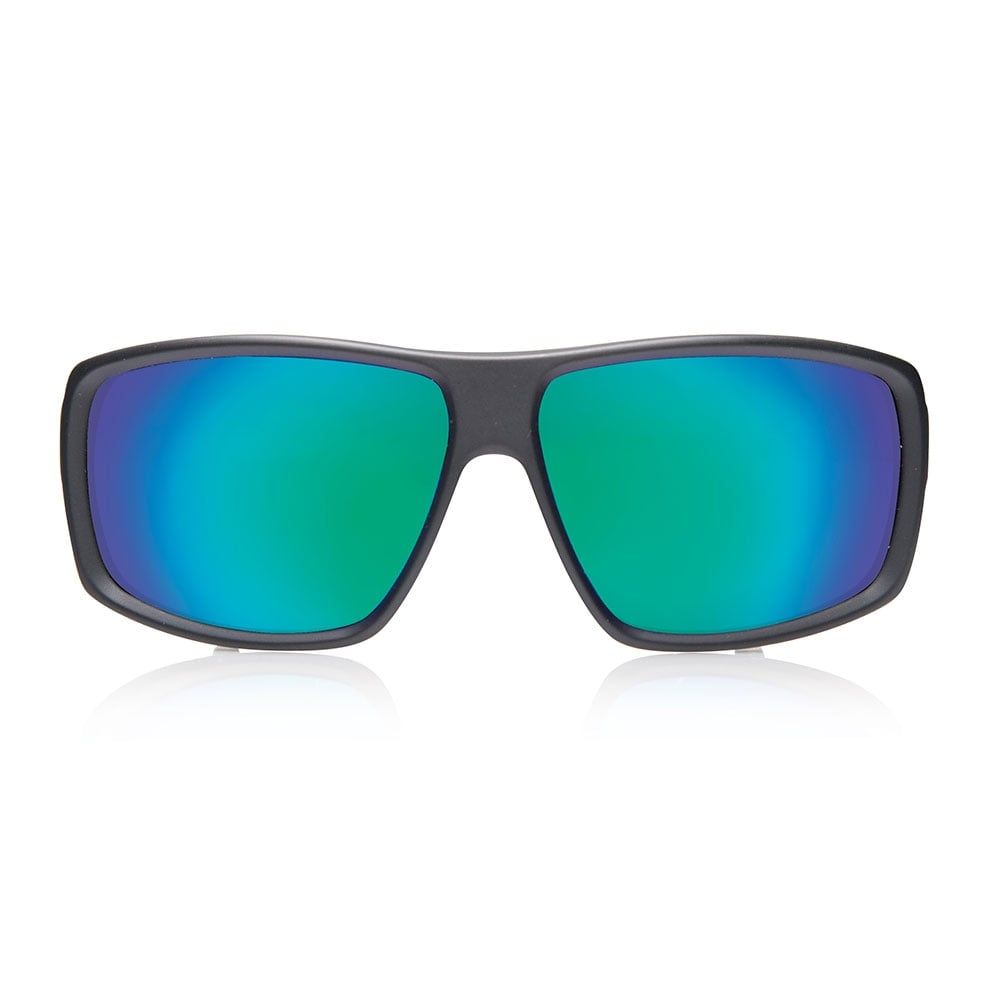 76f23e037e Polarized Dragon Double Dos Sunglasses Matte Black H20 24890-045