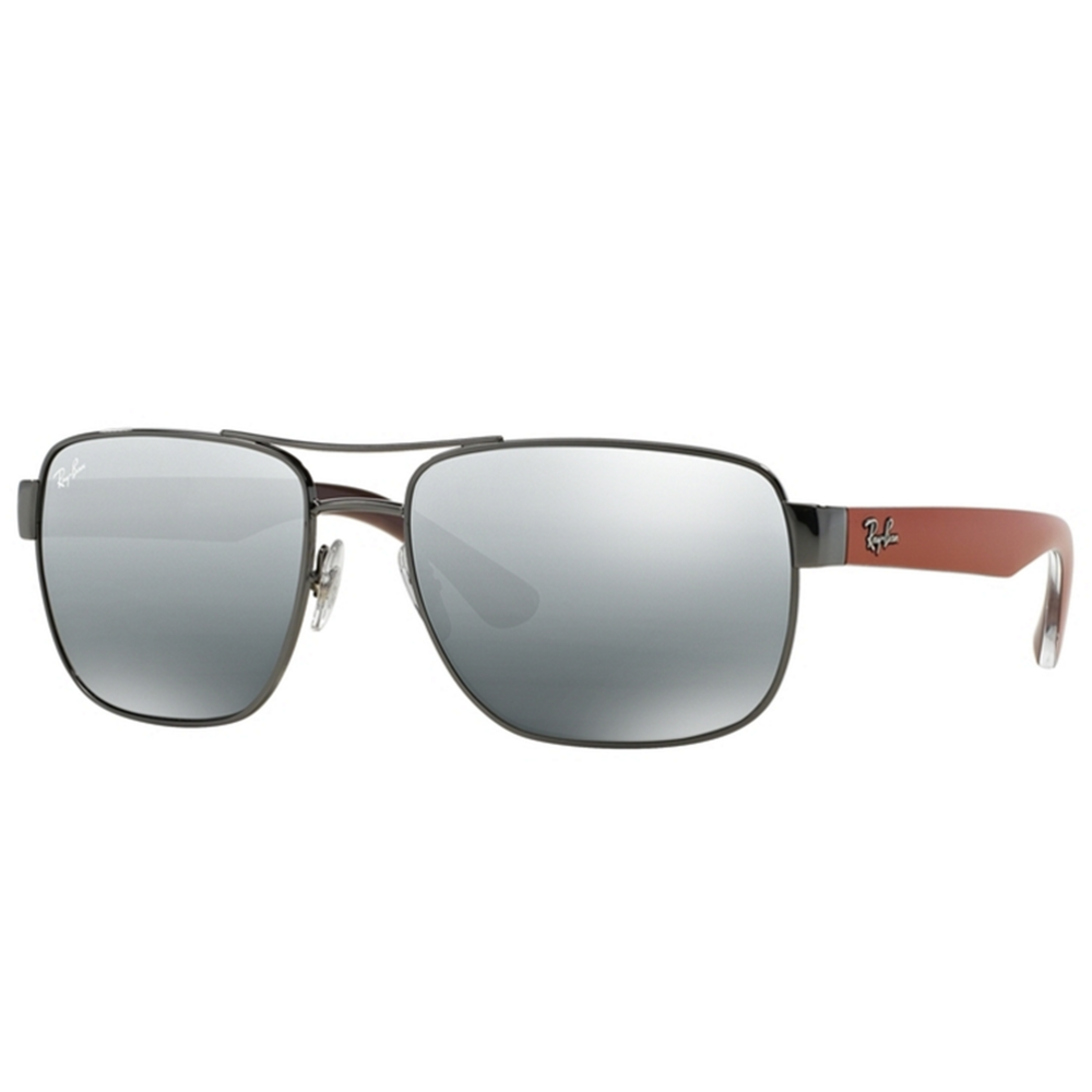 1c66dea2e5 Ray-Ban RB3530 Sunglasses Gunmetal Orange RB3530 002 71