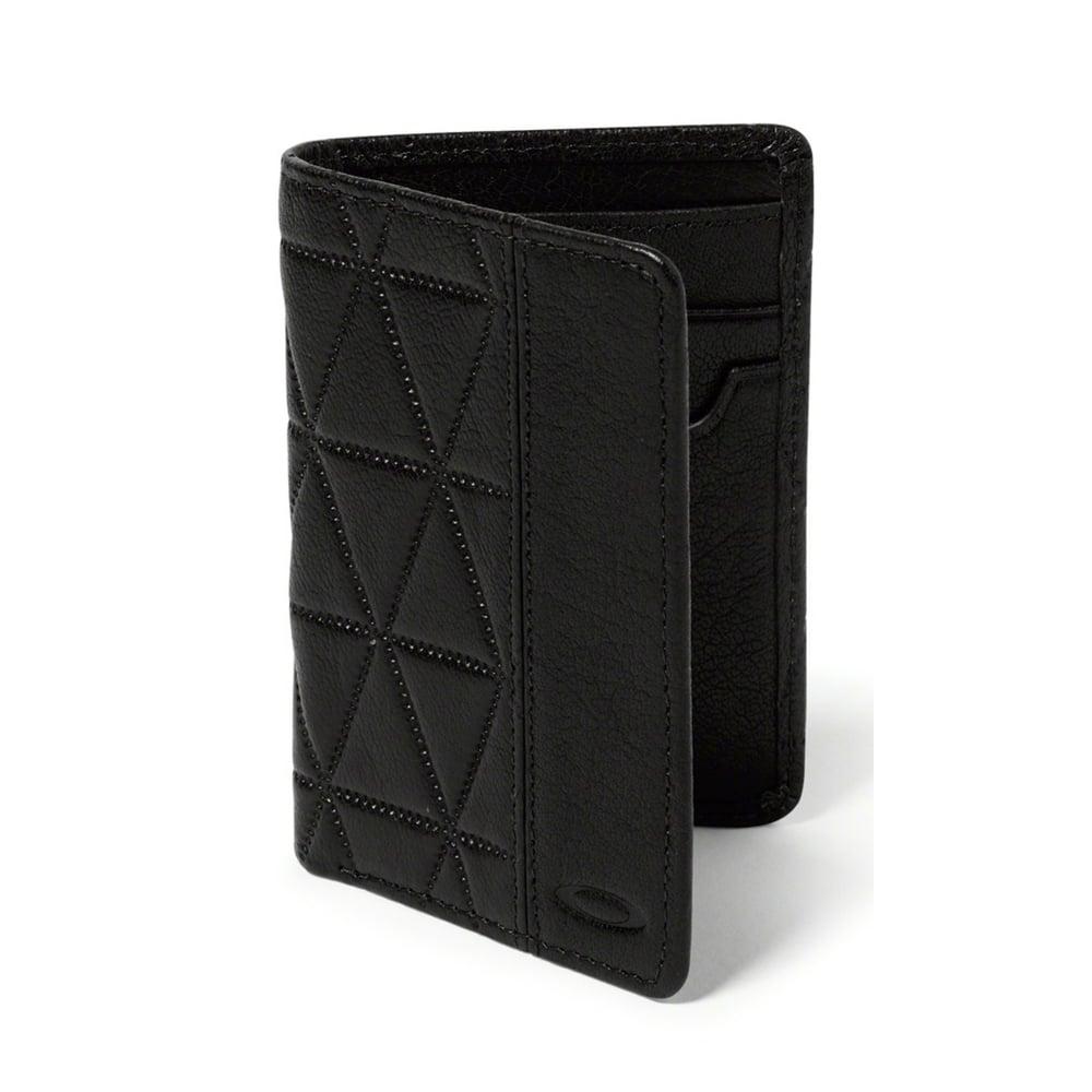 oakley leather slim wallet 95140