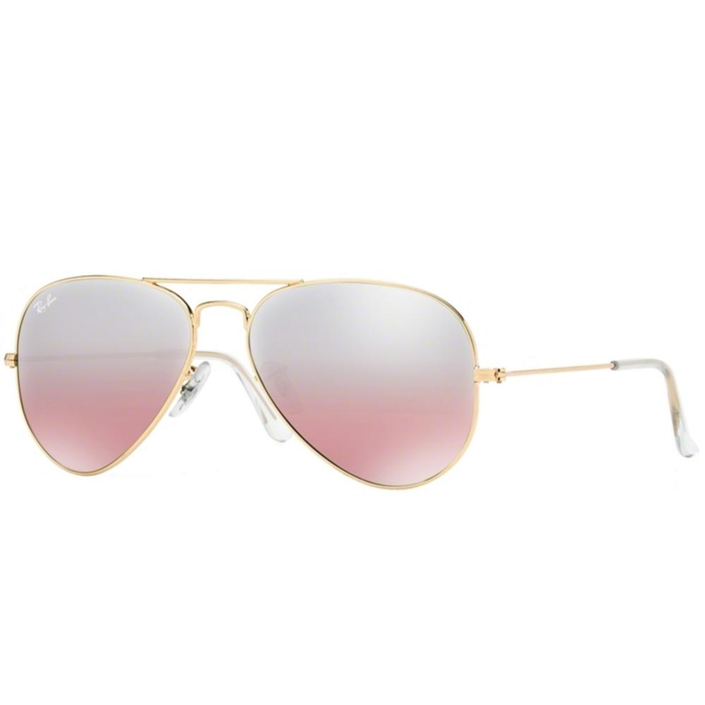 0a262cfd5b Ray-Ban Aviator Sunglasses Gold RB3025 001 3E Small