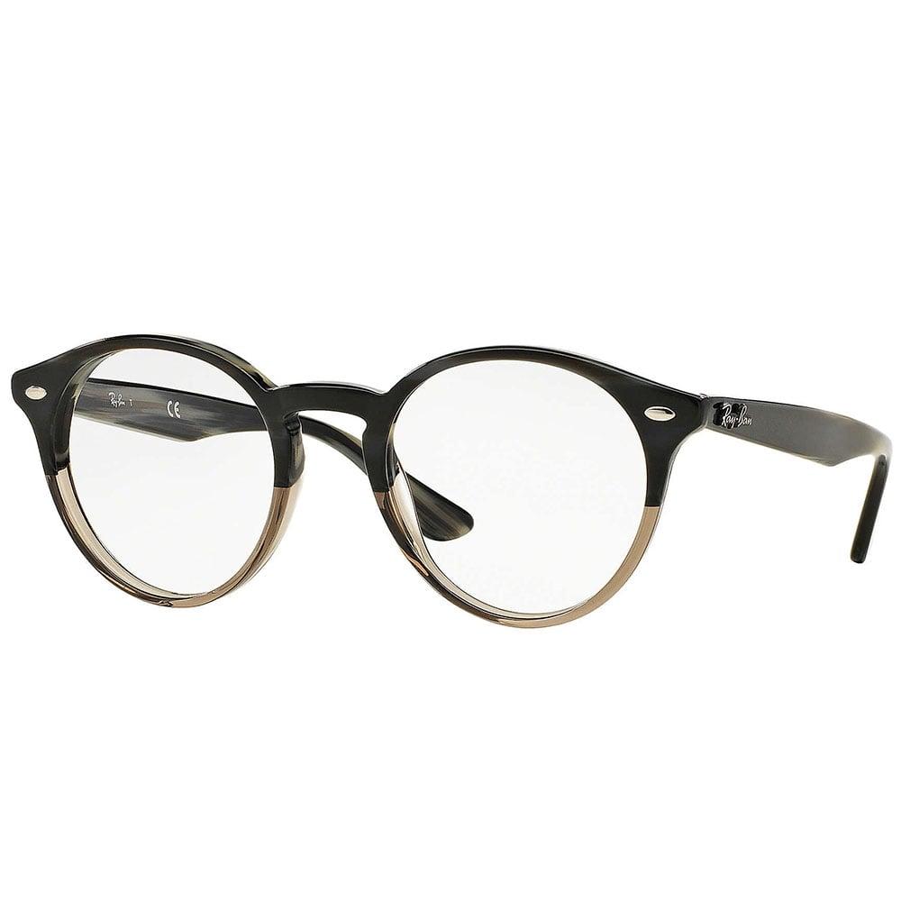 Ray-Ban RX2180V Prescription Frame 47mm Grey 0RX2180V 5540 47
