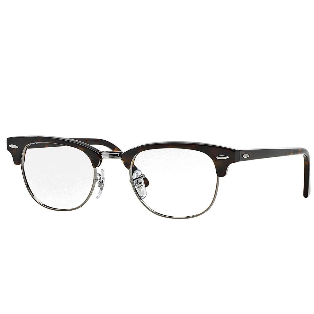 c3cd87ef2ad Ray-Ban RX5154 Prescription Frame 51mm Black 0RX5154 2000 51