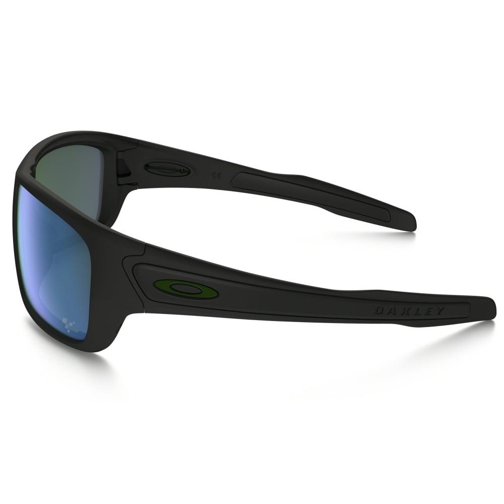 58ffa3f3f8f Oakley Turbine Sunglasses Matte Black OO9263-15