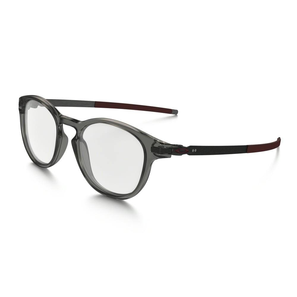 566d3ab7b8 Oakley Pitchman R Prescription Frame 50mm Grey Smoke OX8105-0250