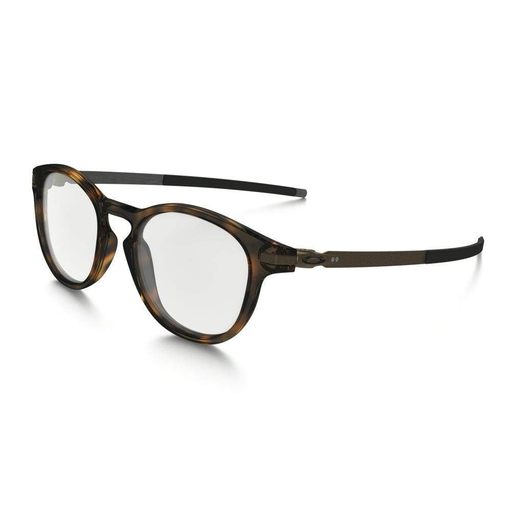 9079d88d8c Oakley Pitchman R Prescription Frame 50mm Brown Tortoise OX8105-0350