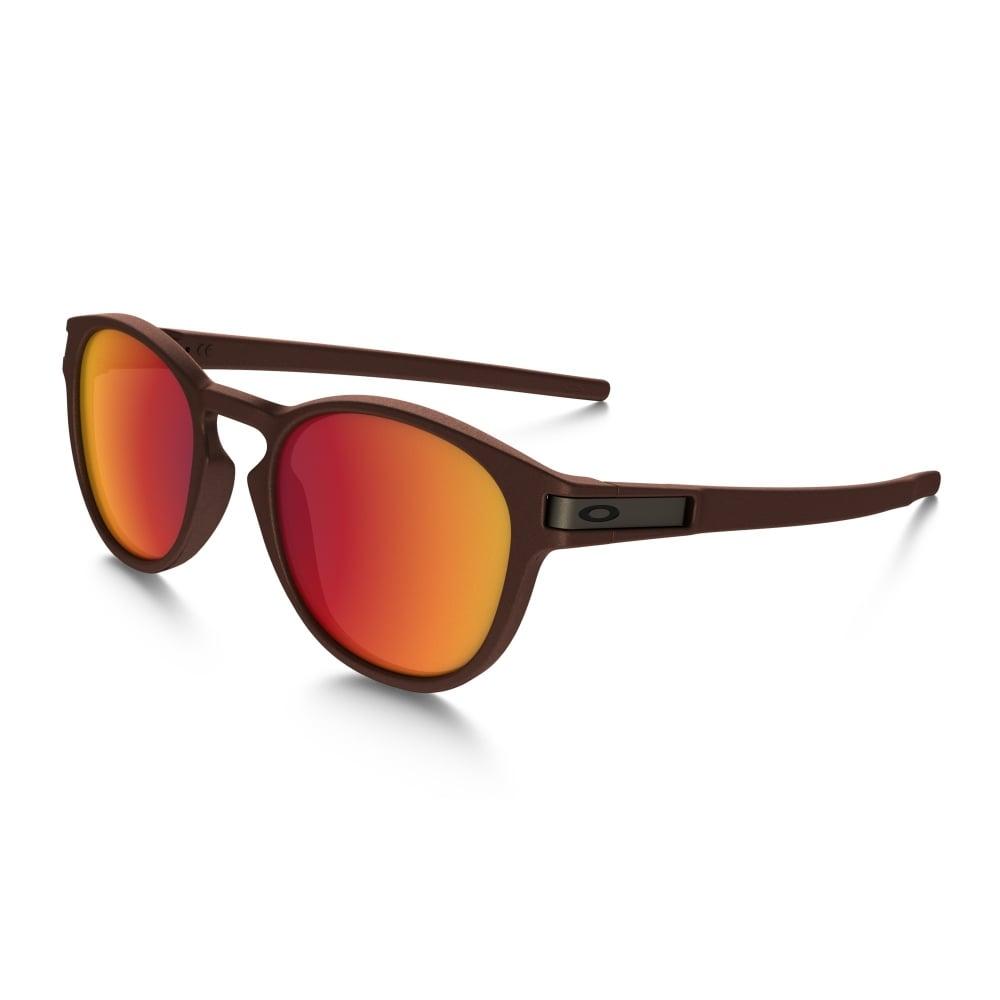 95c2d45360848 Oakley Latch Sunglasses Corten OO9265-11
