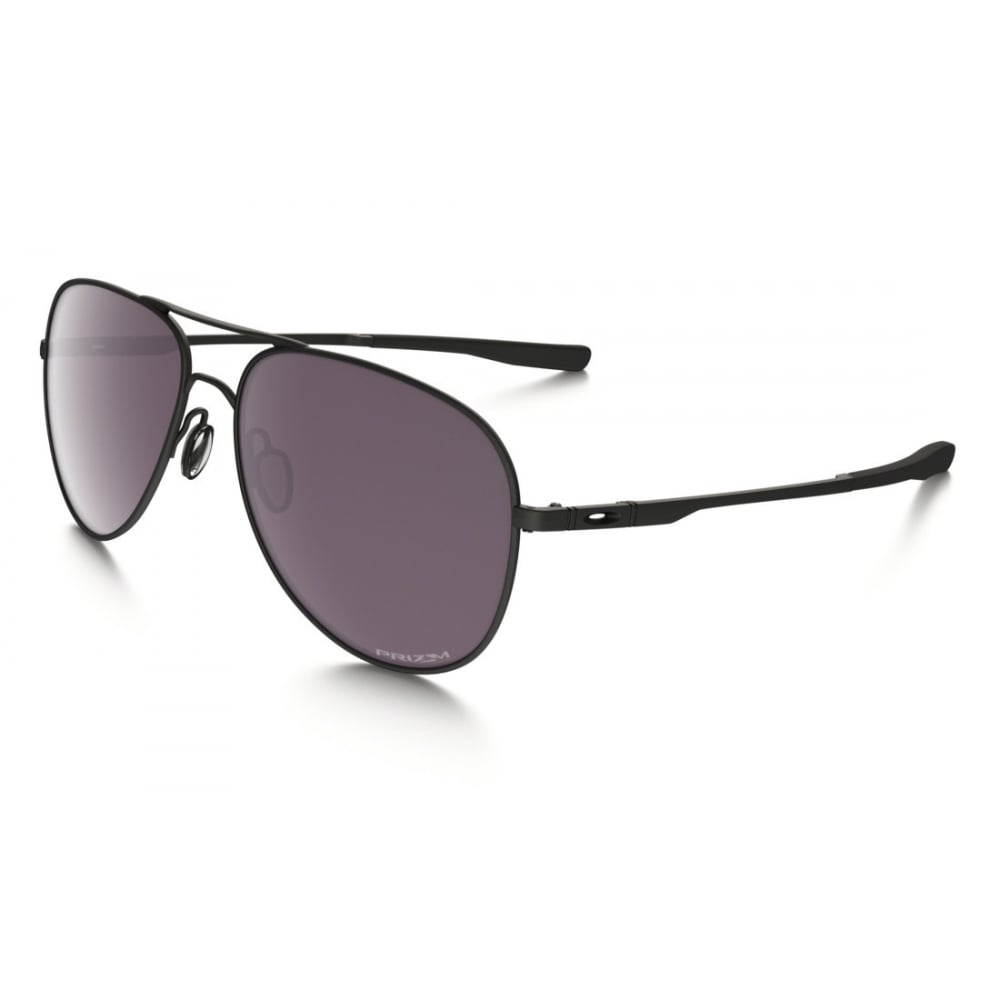 024864bec1 Polarized Oakley Prizm Elmont Sunglasses Matte Black OO4119-0560