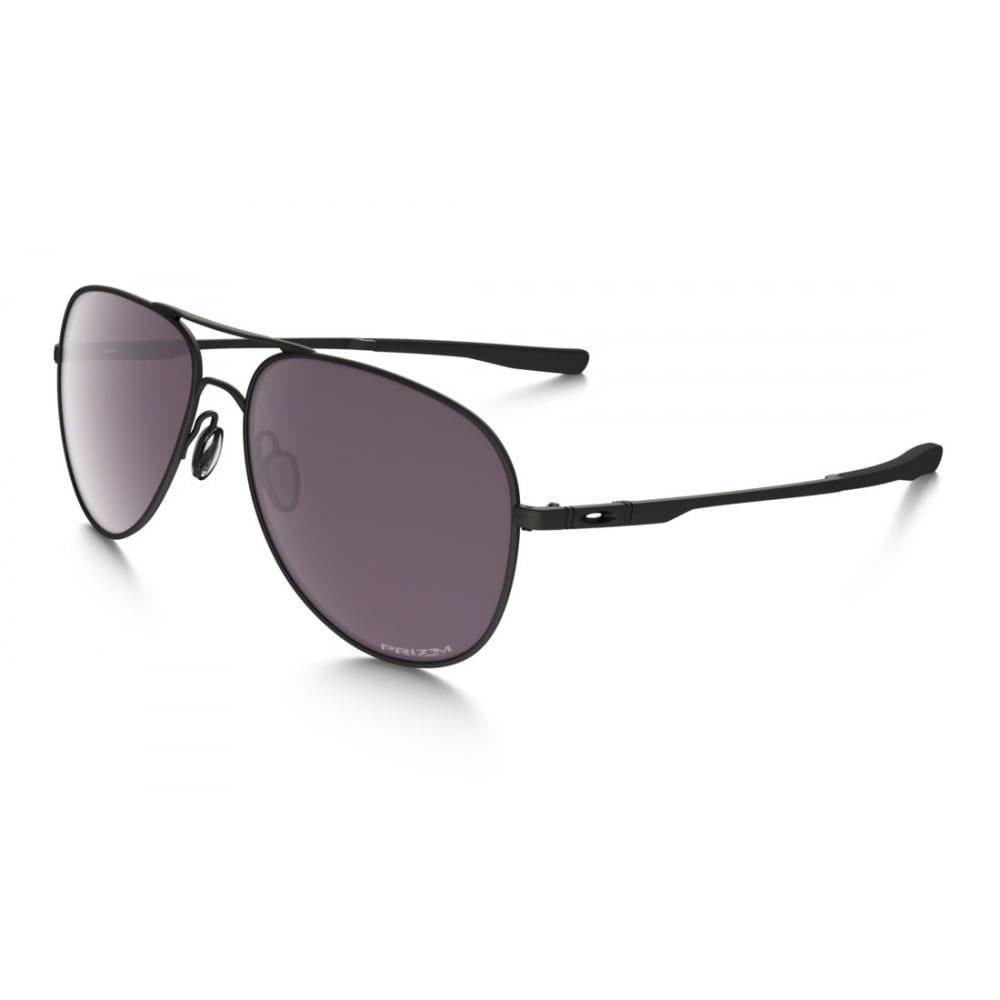 10ad8b10018 Polarized Oakley Prizm Elmont Sunglasses Matte Black OO4119-0558