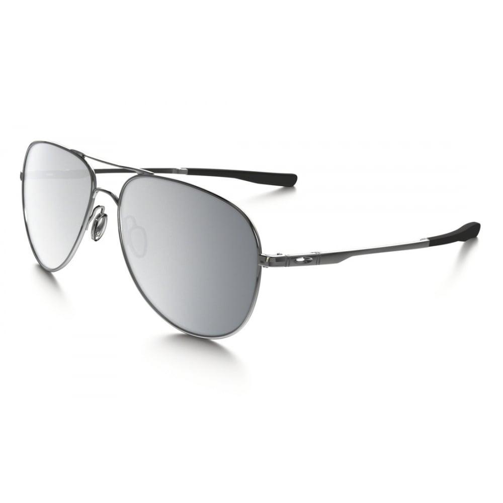 6b9206c1a9 Oakley Elmont Sunglasses Polished Chrome OO4119-0860