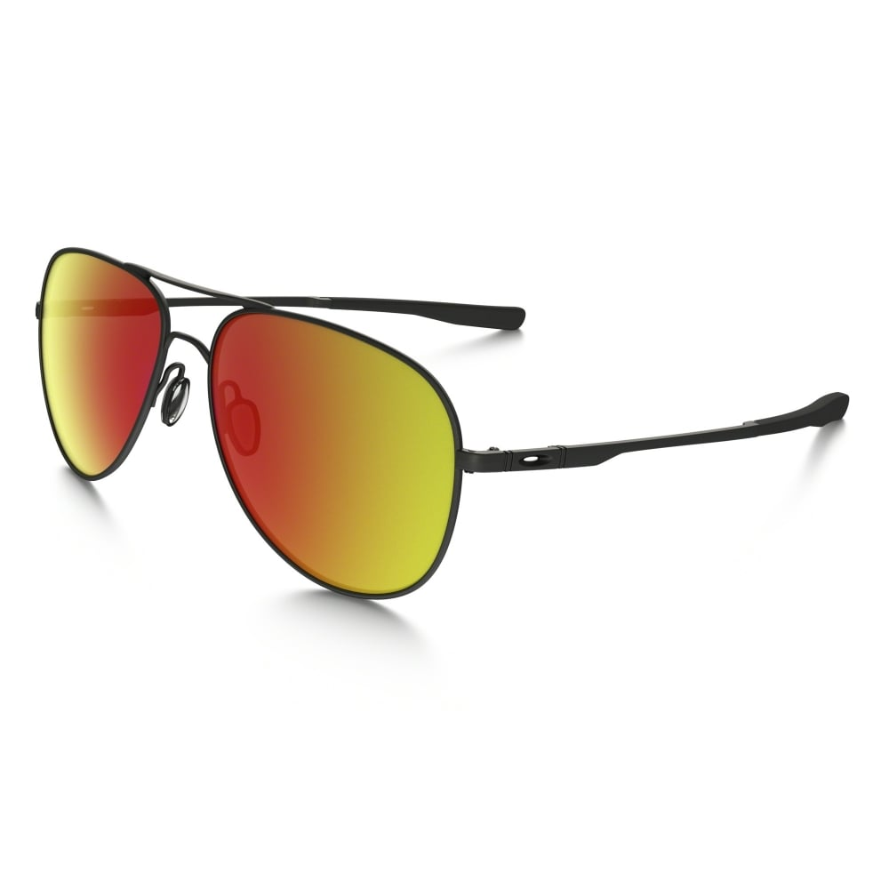 8226ceb218 Oakley Elmont Sunglasses Satin Black OO4119-0460