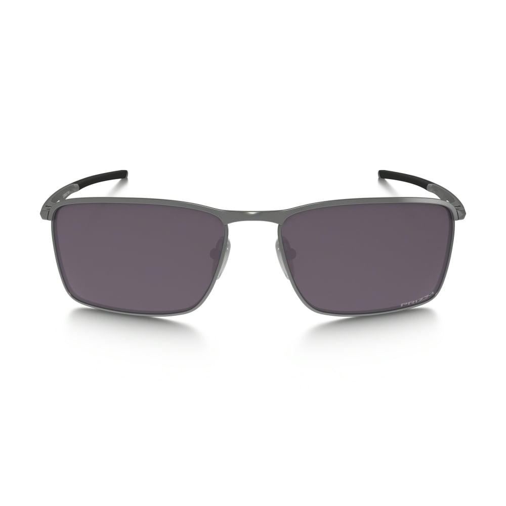72e0f80feafb Polarized Oakley Prizm Conductor 6 Sunglasses Lead OO4106-01