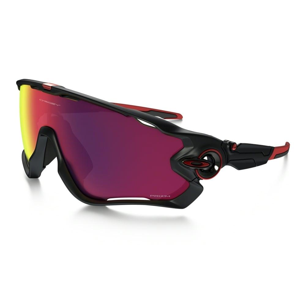 Oakley Prizm Jawbreaker Sunglasses Matte Black Oo9290 20