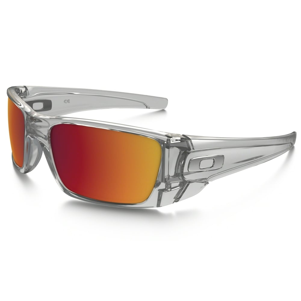 Oakley Fuel Cell Sunglasses Polished Clear OO9096-H6