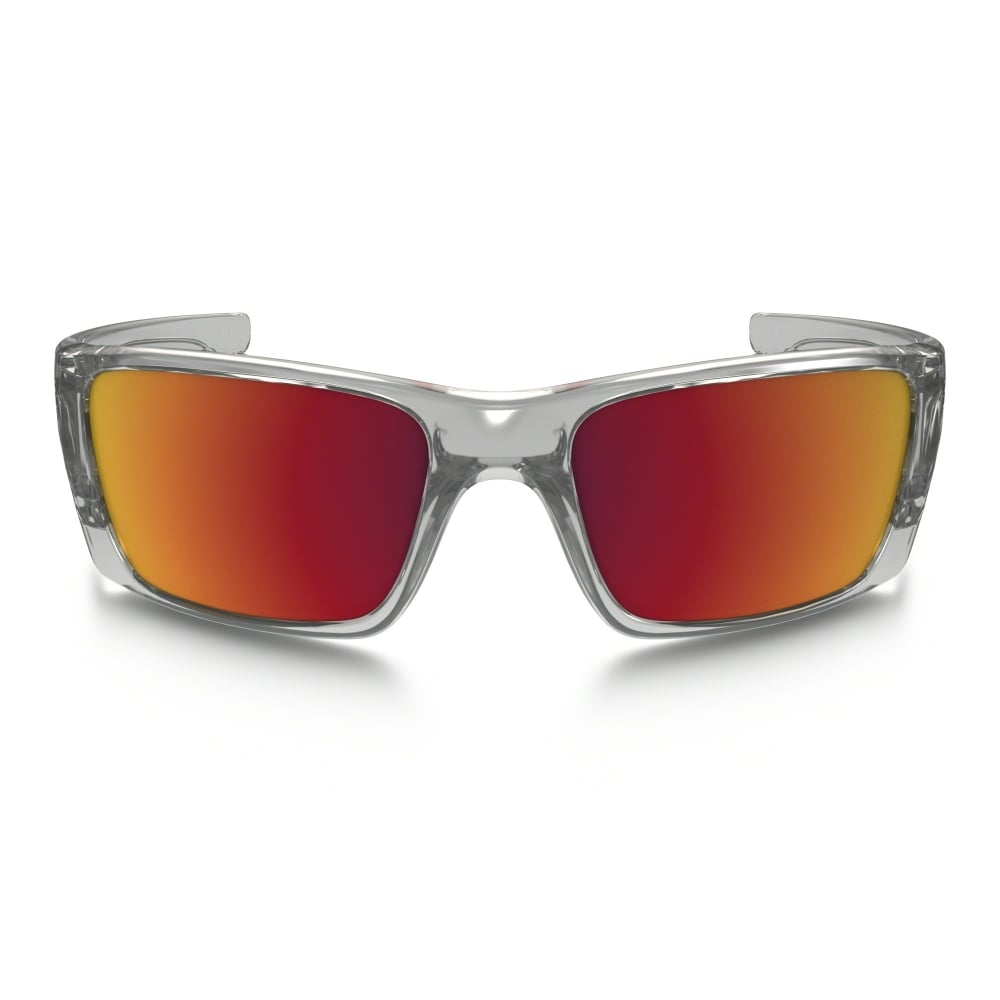 492f3b6dfa Oakley Fuel Cell Sunglasses Polished Clear OO9096-H6