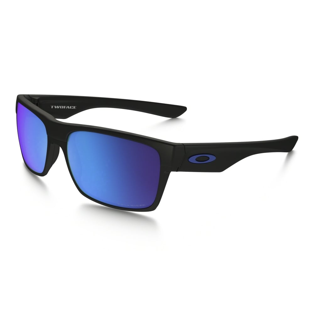 f75d95b901 Polarized Oakley TwoFace Mate Black OO9189-35