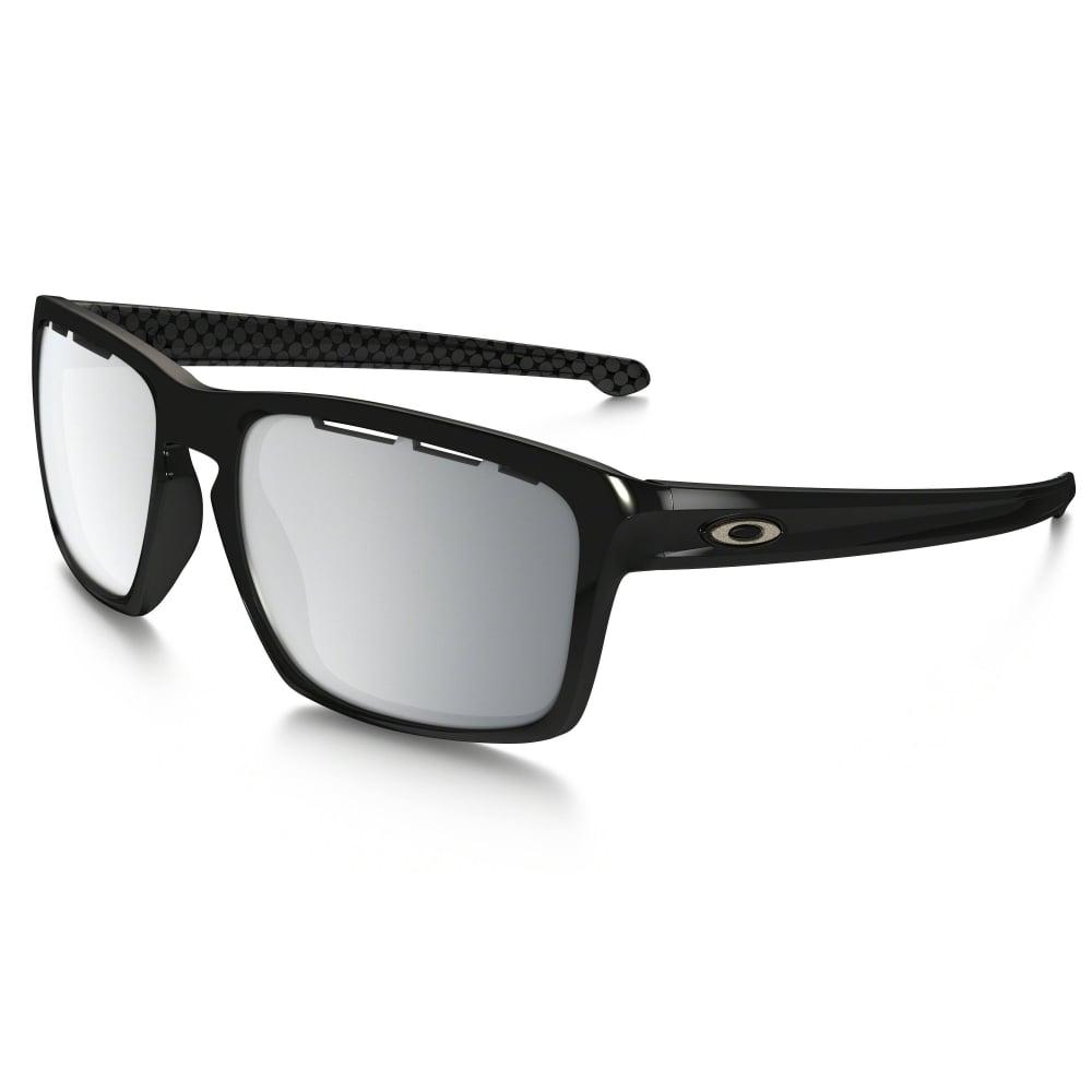 e4d19f6c0c Oakley Sliver Sunglasses Polished Black OO9262-42