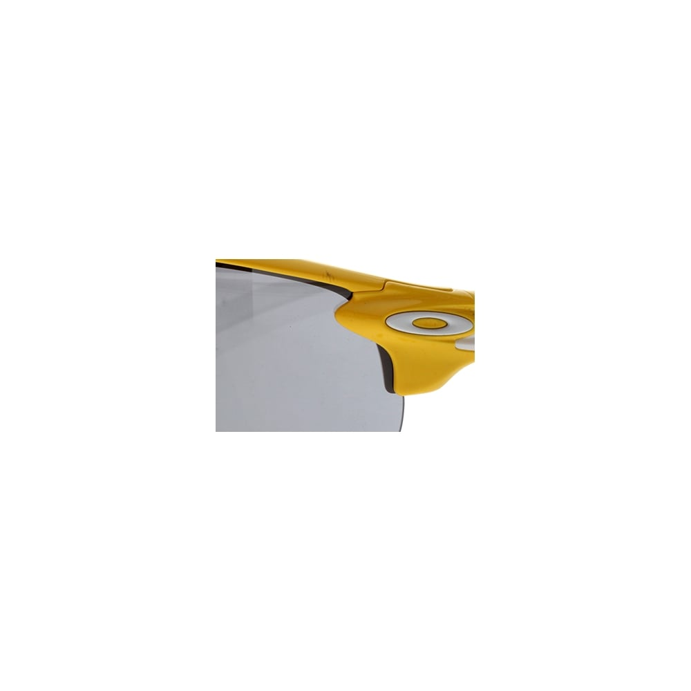 e803ee7bedd Oakley Radarlock Pitch Sunglasses Team Yellow OO9182-2438