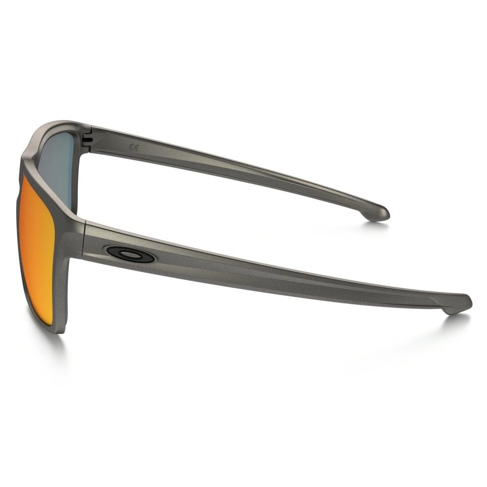 655139f62538d Oakley Sliver XL Sunglasses Lead OO9341-08