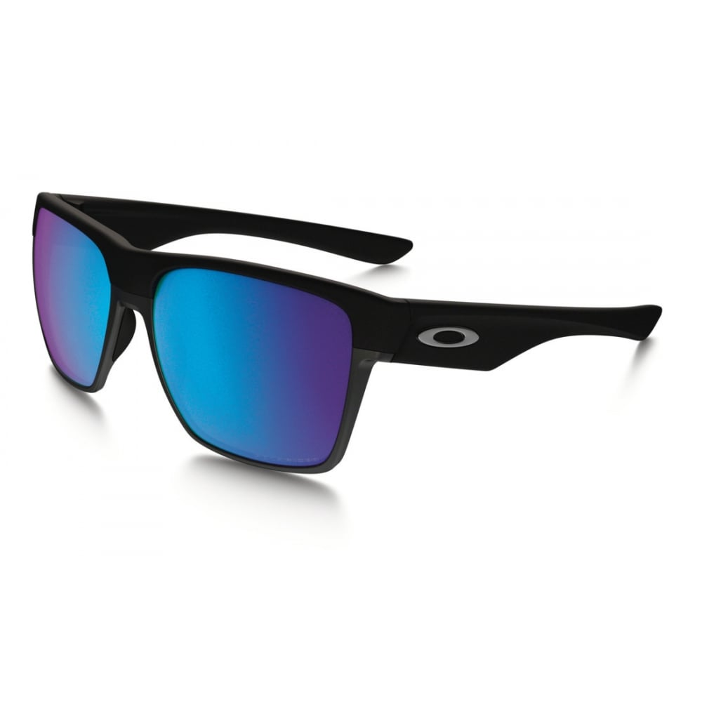Polarized Oakley Twoface Xl Sunglasses Matte Black Oo9350 05