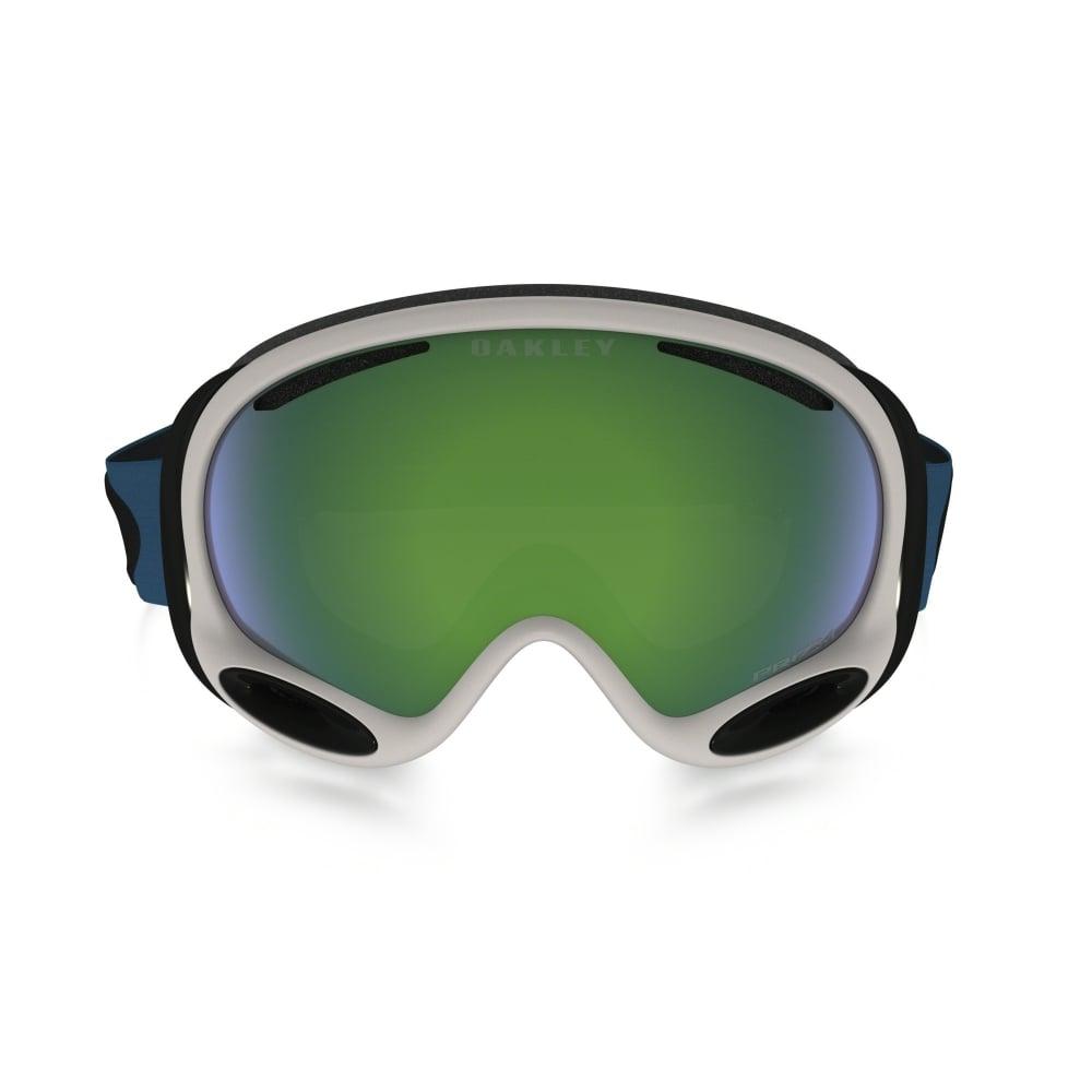 ad2b48cafdc Oakley A Frame 2.0 Snow Goggles Oxide Legion Blue OO7044-60