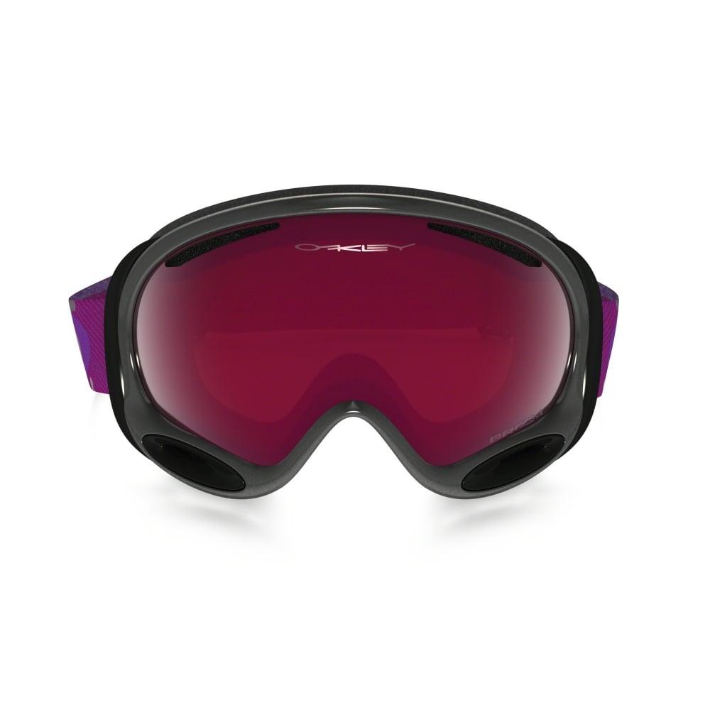 198b8bf378 Oakley A Frame 2.0 Snow Goggle GI Camo Purple Pink OO7044-63