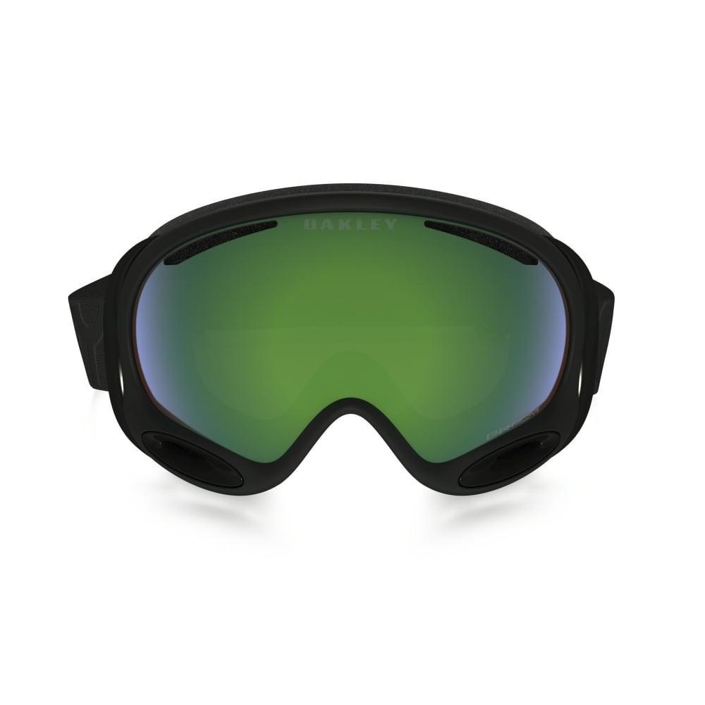 Oakley A Frame 2 0 Snow Goggles Factory Pilot Blackout
