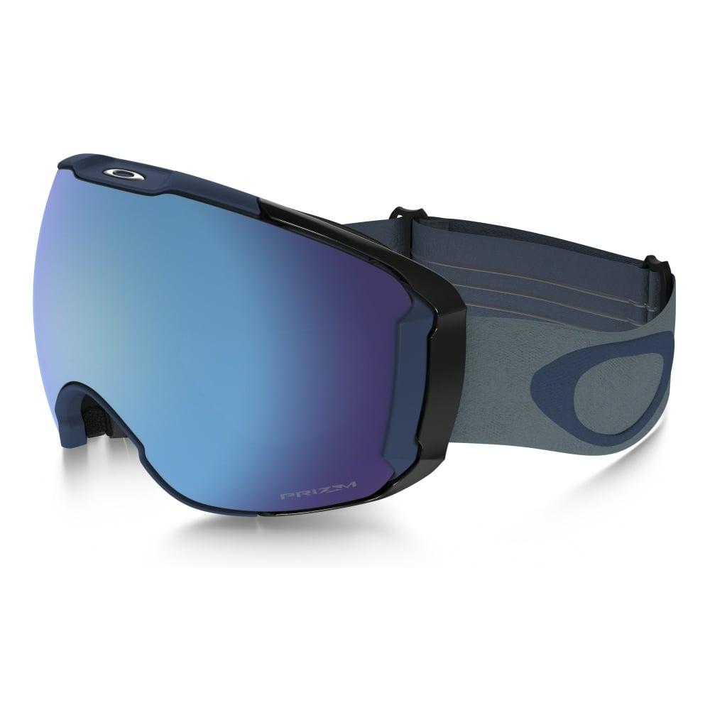 oakley airbrake blue