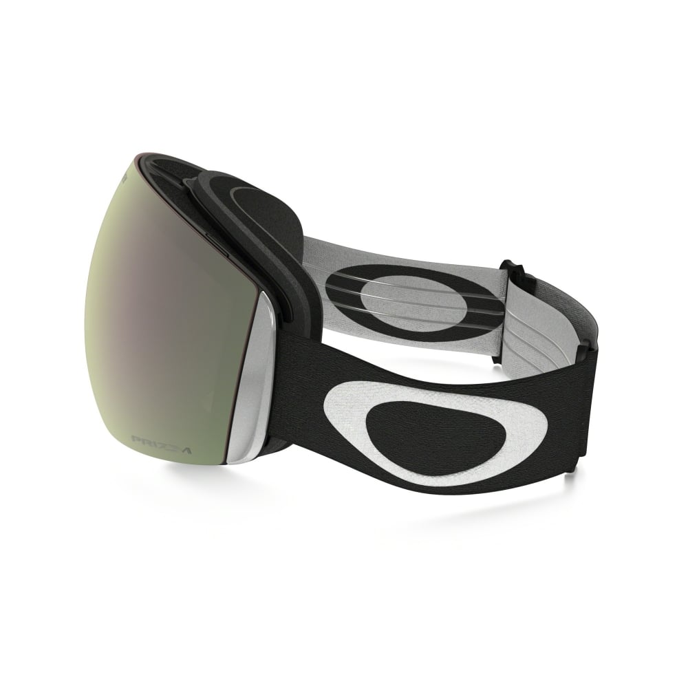 dcb8cd19321 ... Flight Deck Snow Goggles by Oakley Prizm Flight Deck Snow Goggles Matte  Black Oo7050 34 ...