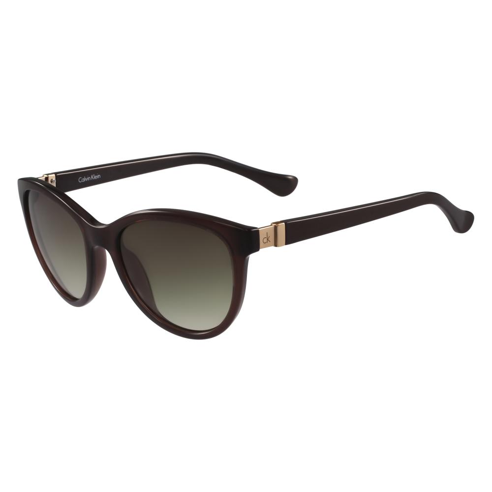 c386239ef782 Calvin Klein Women s CK3189S Sunglasses Chocolate CK3189S 210 55