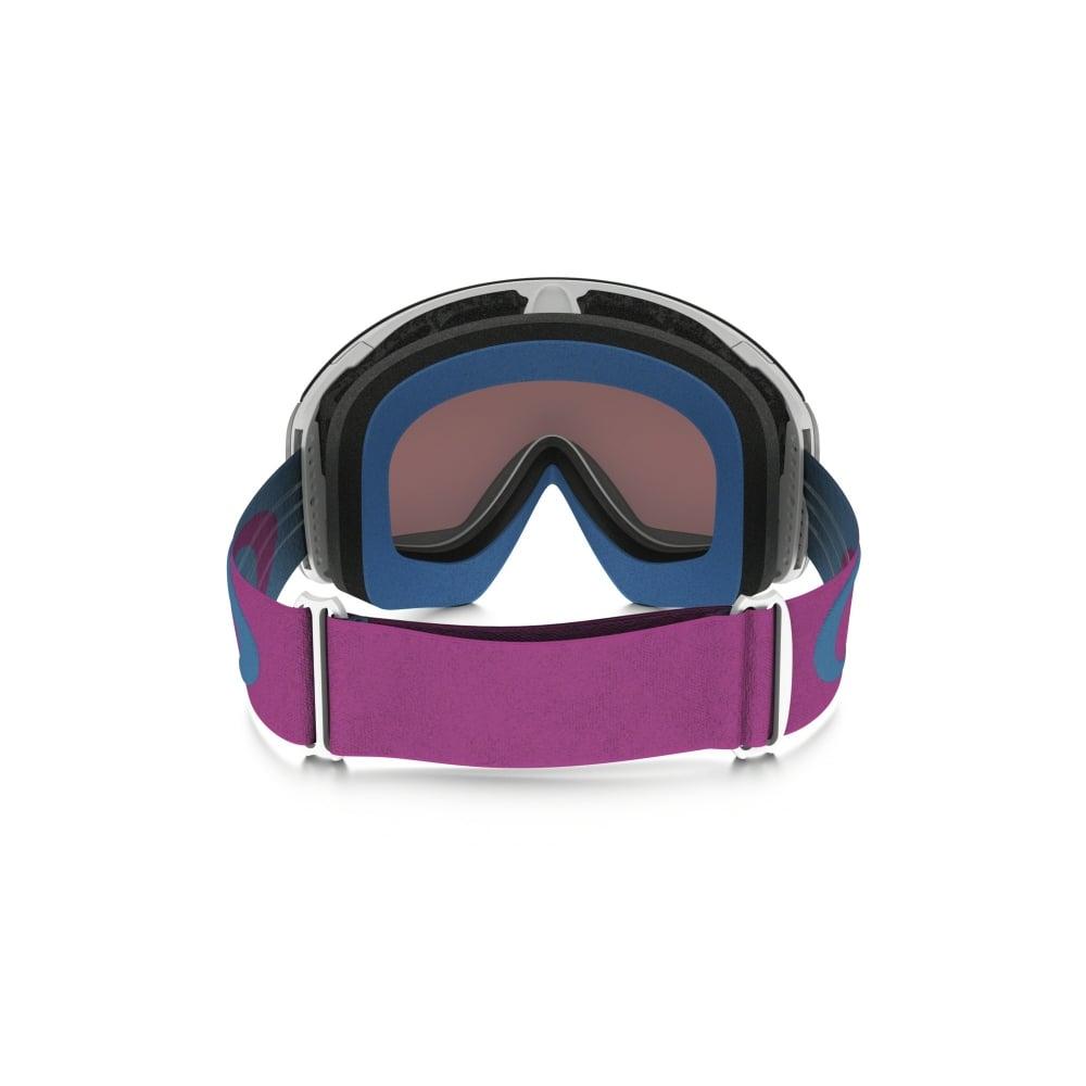 Oakley Prizm Flight Deck XM Snow Goggles Rose Sapphire OO7064-51 34ad3f8404