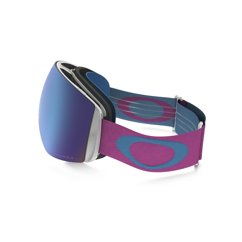 81c9aaa187 Oakley Prizm Flight Deck XM Snow Goggles Rose Sapphire OO7064-51