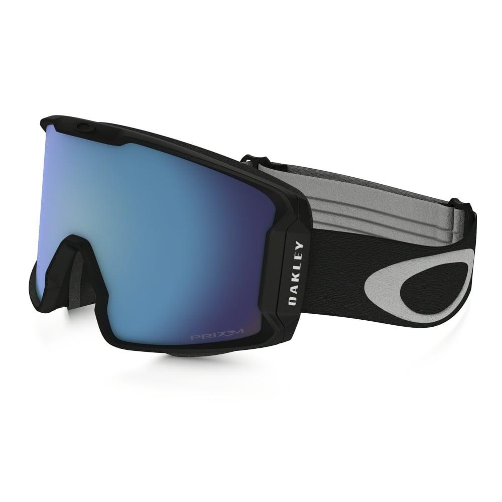 c4db332af0 Oakley Prizm Line Miner Snow Goggle Matte Black OO7070-04