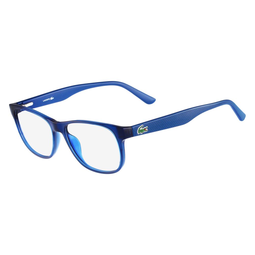813951d197ca Lacoste L2743 Unisex Prescription Frame Blue L2743 424 52