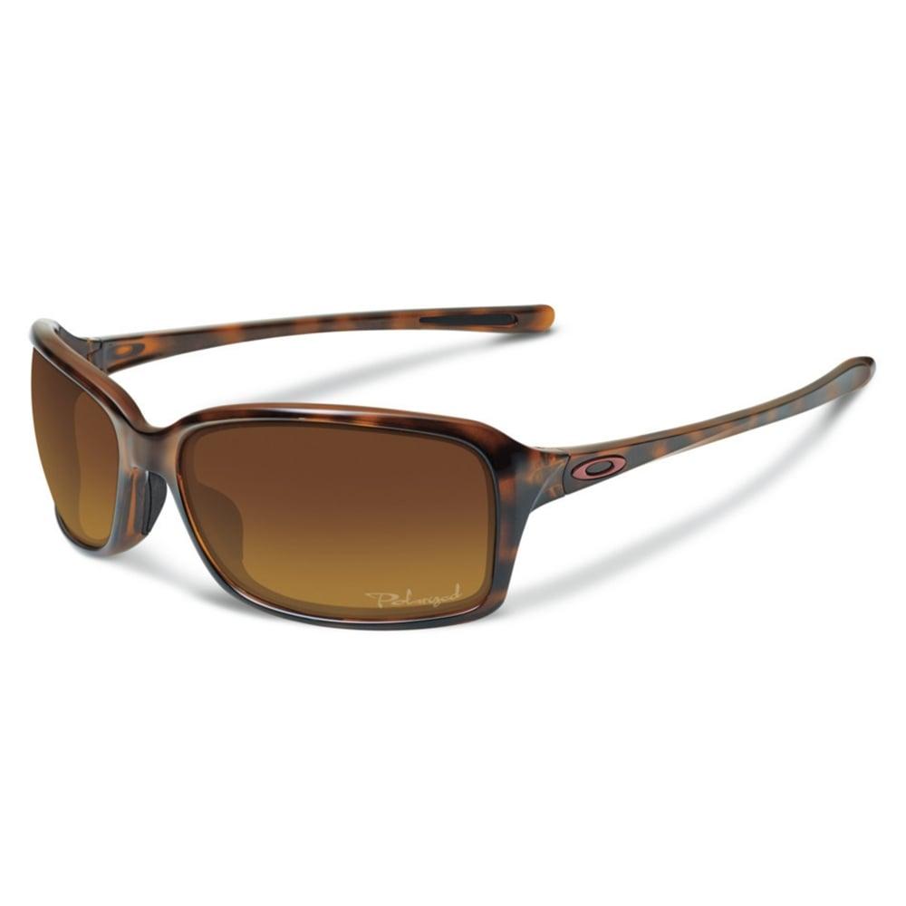 38e835fbd90 Polarized Oakley Women s Dispute Sunglasses Tortoise OO9233-06