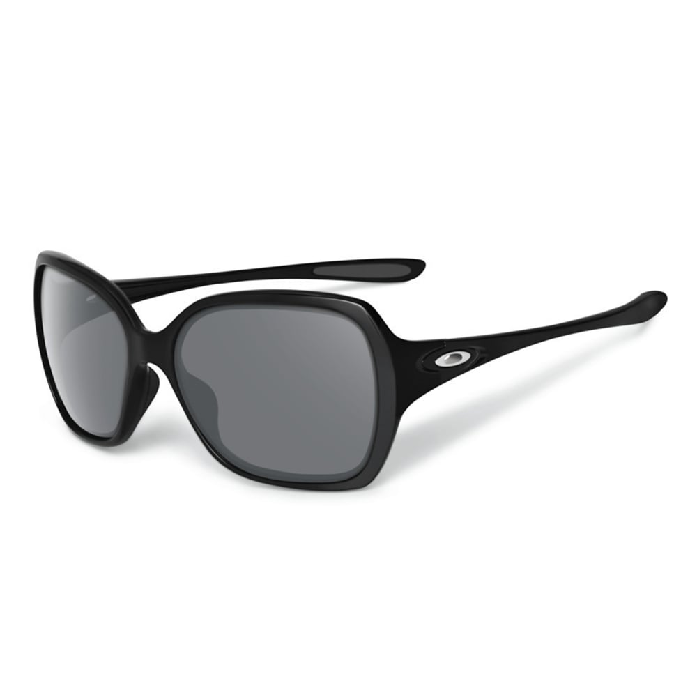 dd633fc762 Oakley Womens Overtime Sunglasses Polished Black OO9167-01