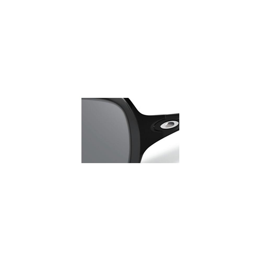 e9ab4a21b721a Oakley Womens Overtime Sunglasses Polished Black OO9167-01
