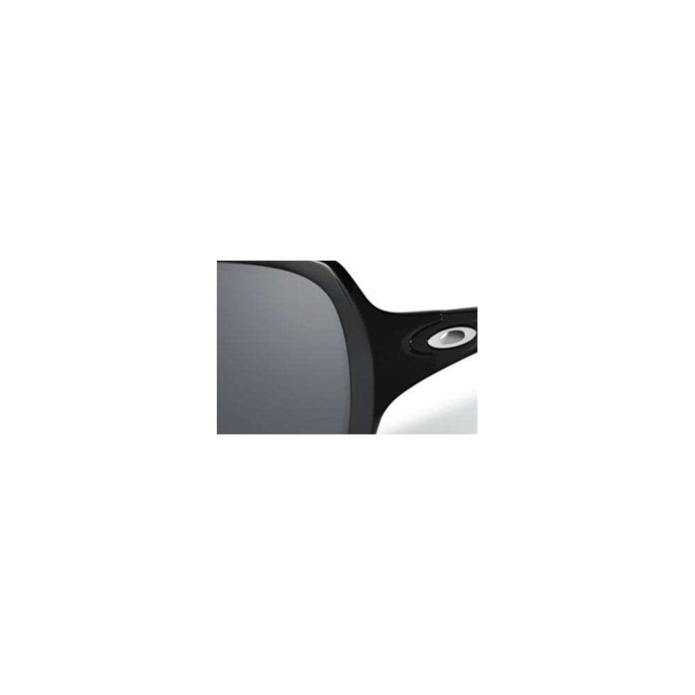 47e1580b83 Oakley Womens Overtime Sunglasses Polished Black OO9167-11
