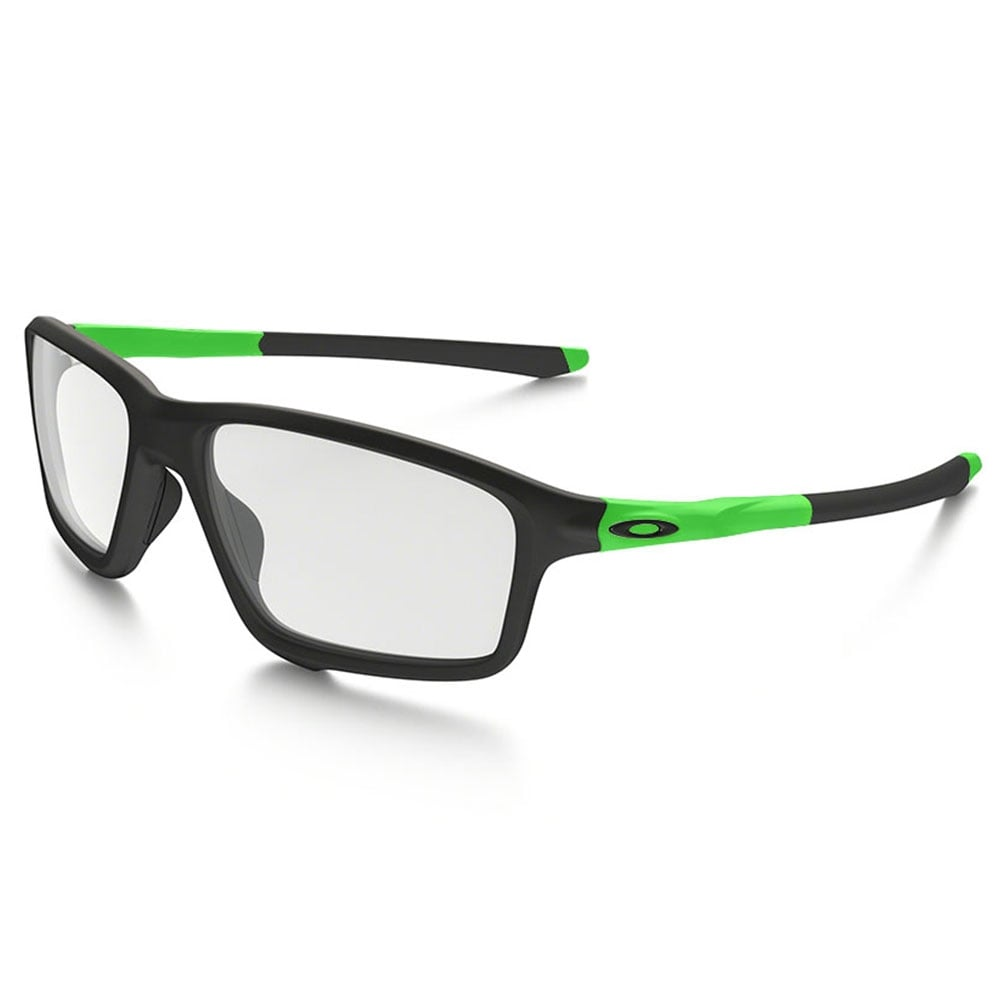 Oakley Crosslink Zero Prescription Frame 56mm Satin Neon Green ...