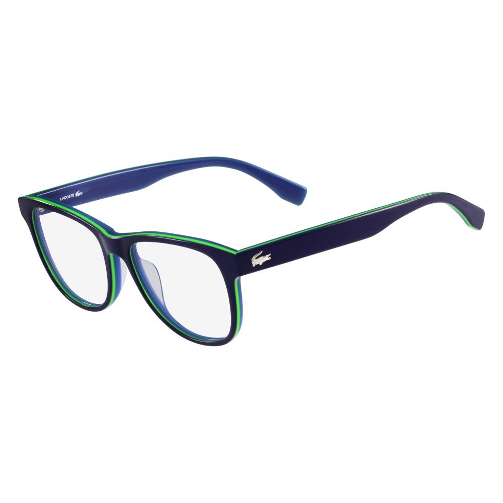 3e758f61aec2 Lacoste L2759 Unisex Prescription Frame Blue L2759 424 52
