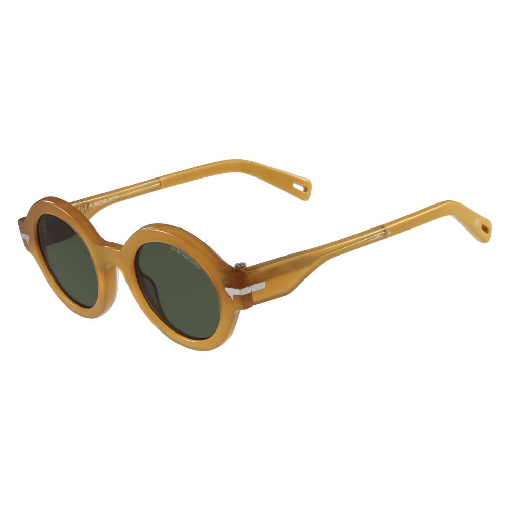 8107861872 G-Star Raw Fat Wilton Sunglasses Butterscotch GS604S 708 44