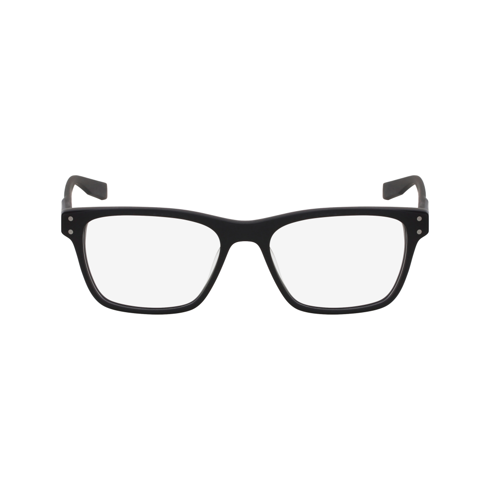 Nike 7230 Mens Prescription Frame Matte Black 7230 010 52