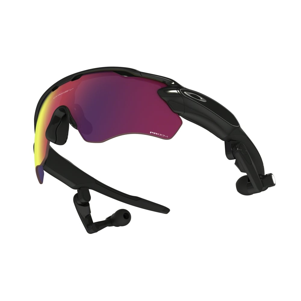 06fe5fb36af Oakley EVZero Pitch Redline Prizm Road Fashion Sunglasses Source · Oakley  Prizm Radar Pace Sunglasses Polished Black OO9333 01
