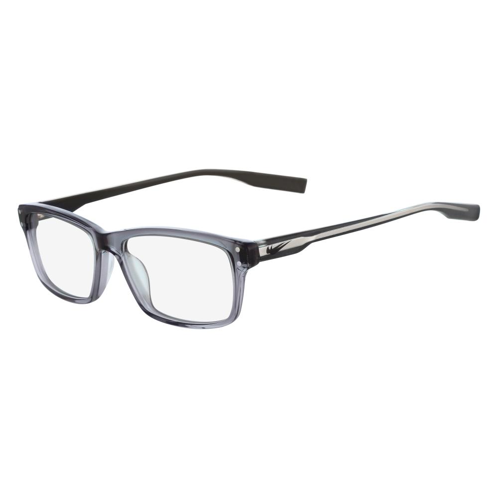 Nike 7231 Unisex Prescription Frame Grey 7231 065 53