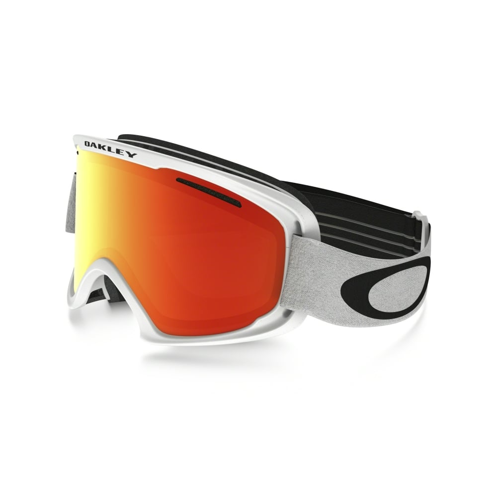 f61e1fa059 Oakley O2 XM Snow Goggle Matte White OO7066-21