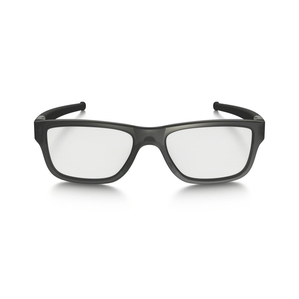 Oakley Marshal Prescription Frame 55mm Satin Grey Smoke OX8091-0255
