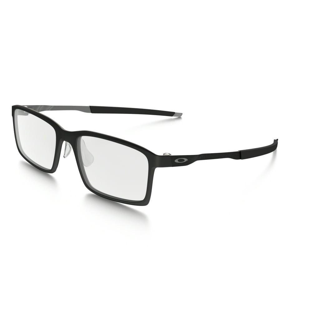 4e73d9a44ba Oakley Steel Line S Prescription Frame 52mm Satin Black OX8097-0152