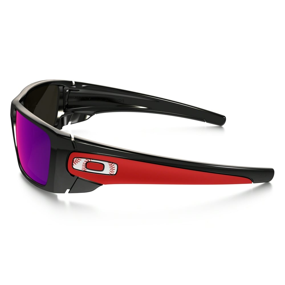 4ca65683744 Oakley Prizm Fuel Cell Sunglasses Polished Black OO9096-A1