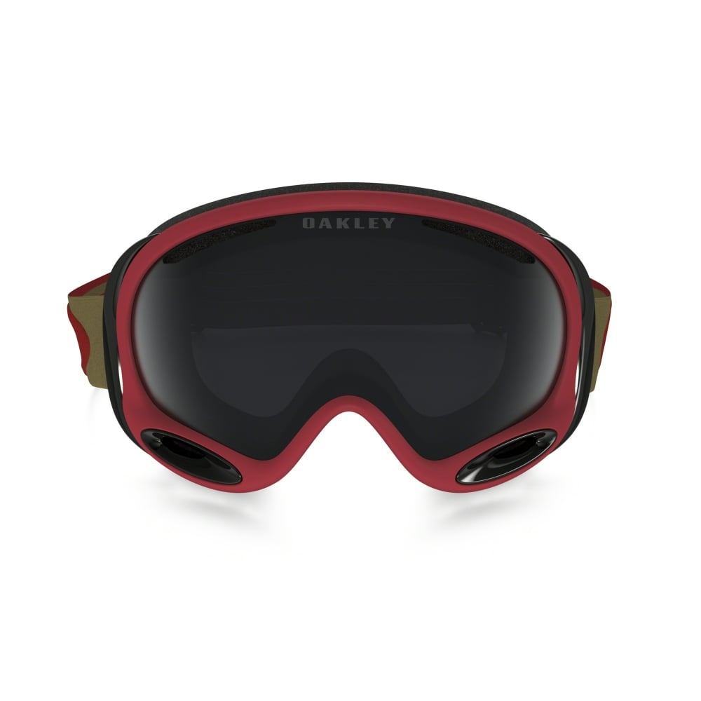 Oakley A Frame 2.0 Snow Goggles Copper Red OO7044-12