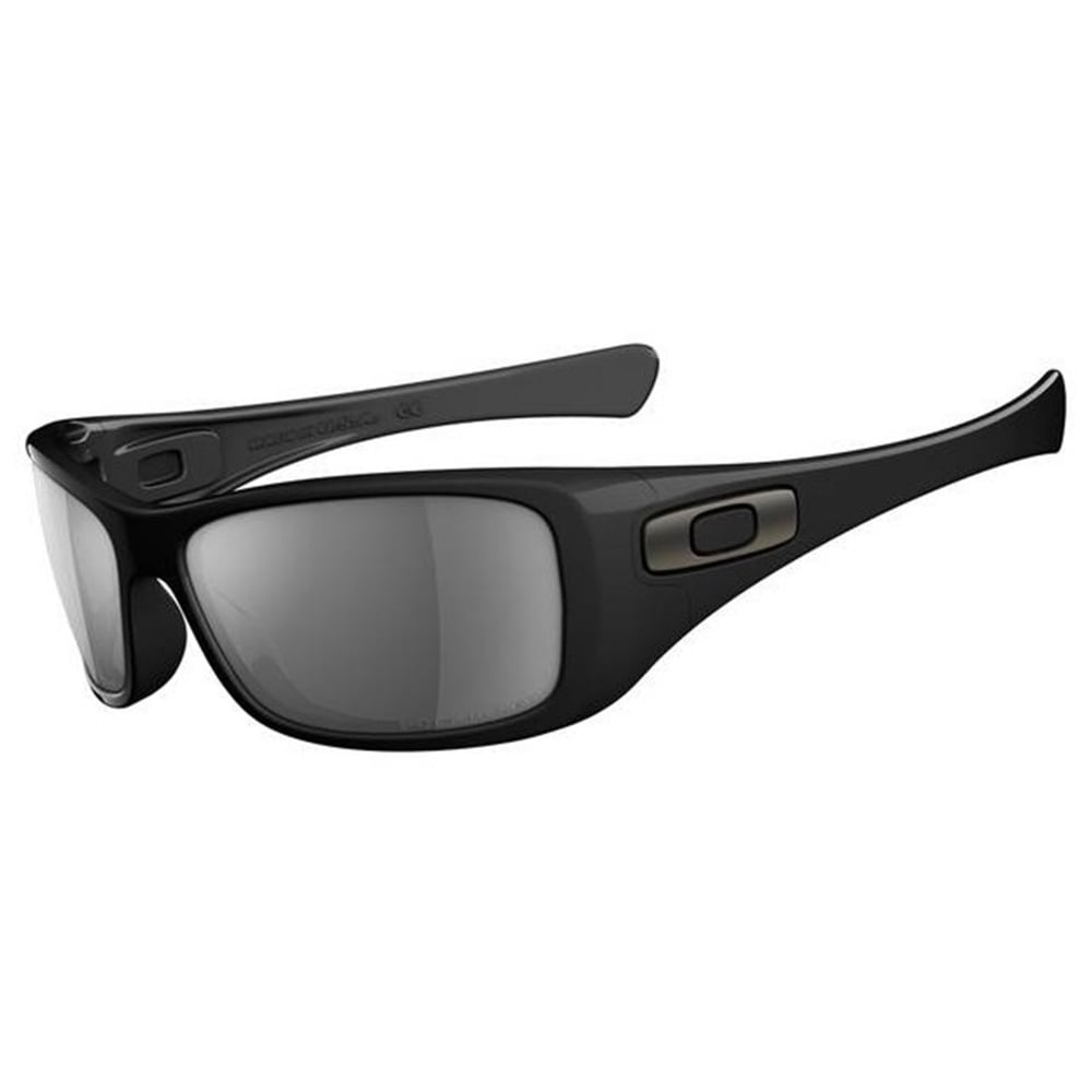 96a70093a1 Polarized Oakley Hijinx Sunglasses Polished Black 12-940