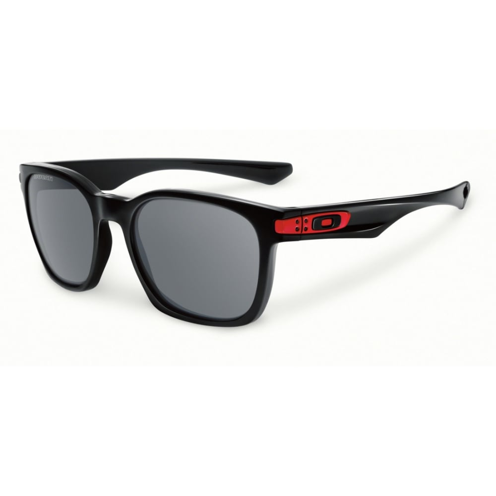 oakley garage rock black polarized